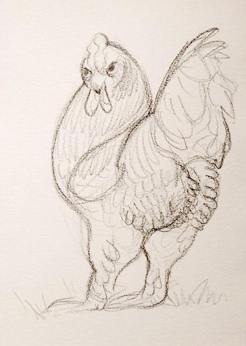Lidia's Chicken